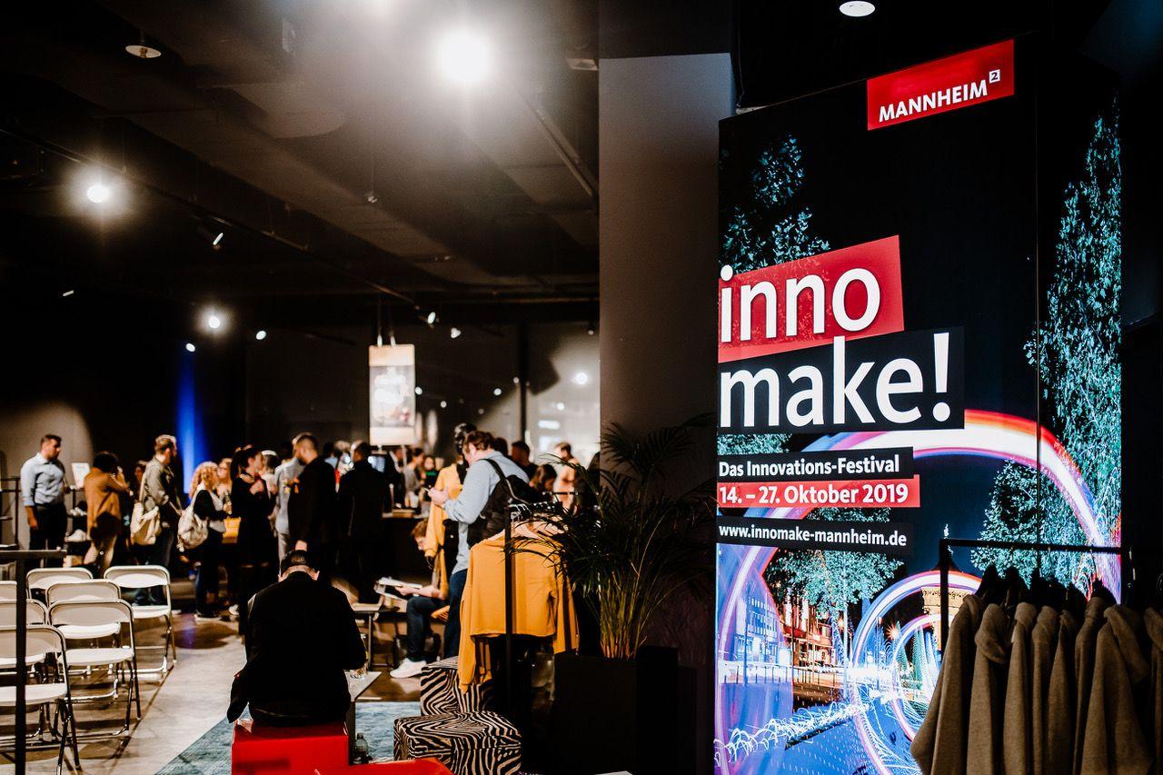 The Innovation Festival innomake! © Stadtmarketing, Moritz Schleiffelder
