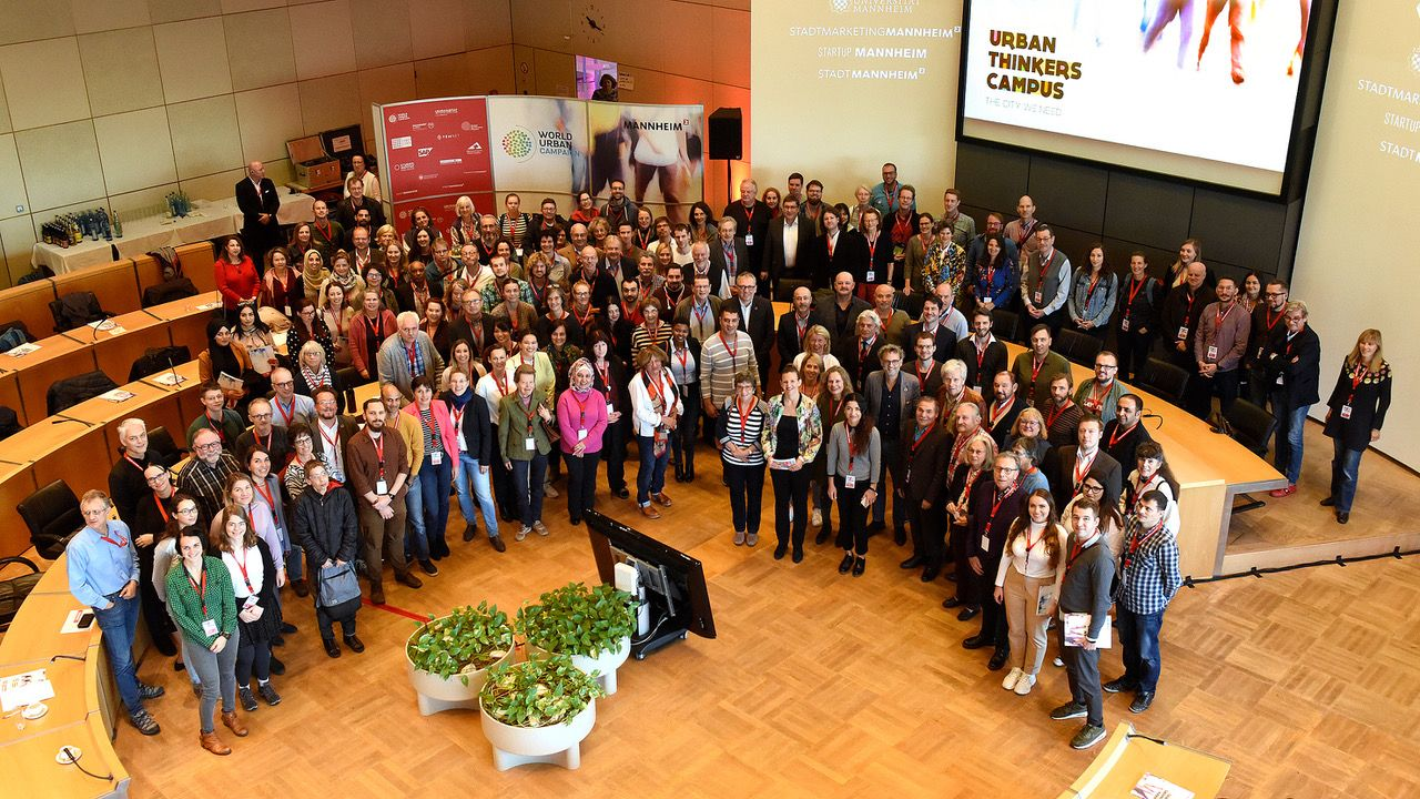 Another format of participation: The Urban Thinkers Campus @ Thomas Tröster