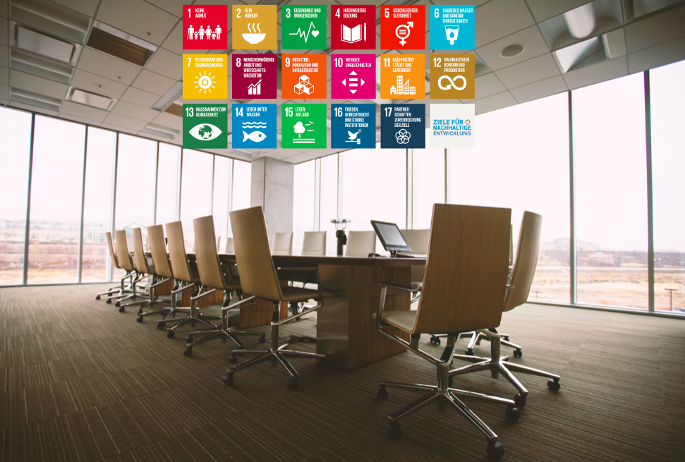 The 17 Sustainable Development Goals play an important role for future success in companies